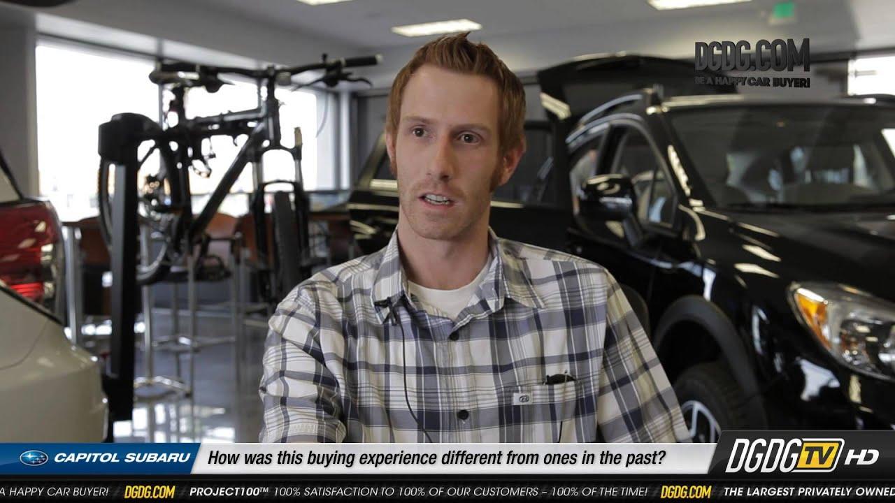 Customer Review Used 2008 Subaru Outback Capitol Subaru