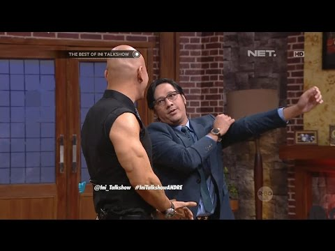 Cover Lagu The Best Of Ini Talkshow - Perseteruan Sengit Andre Vs Deddy Corbuzier Untuk Jadi Co-host