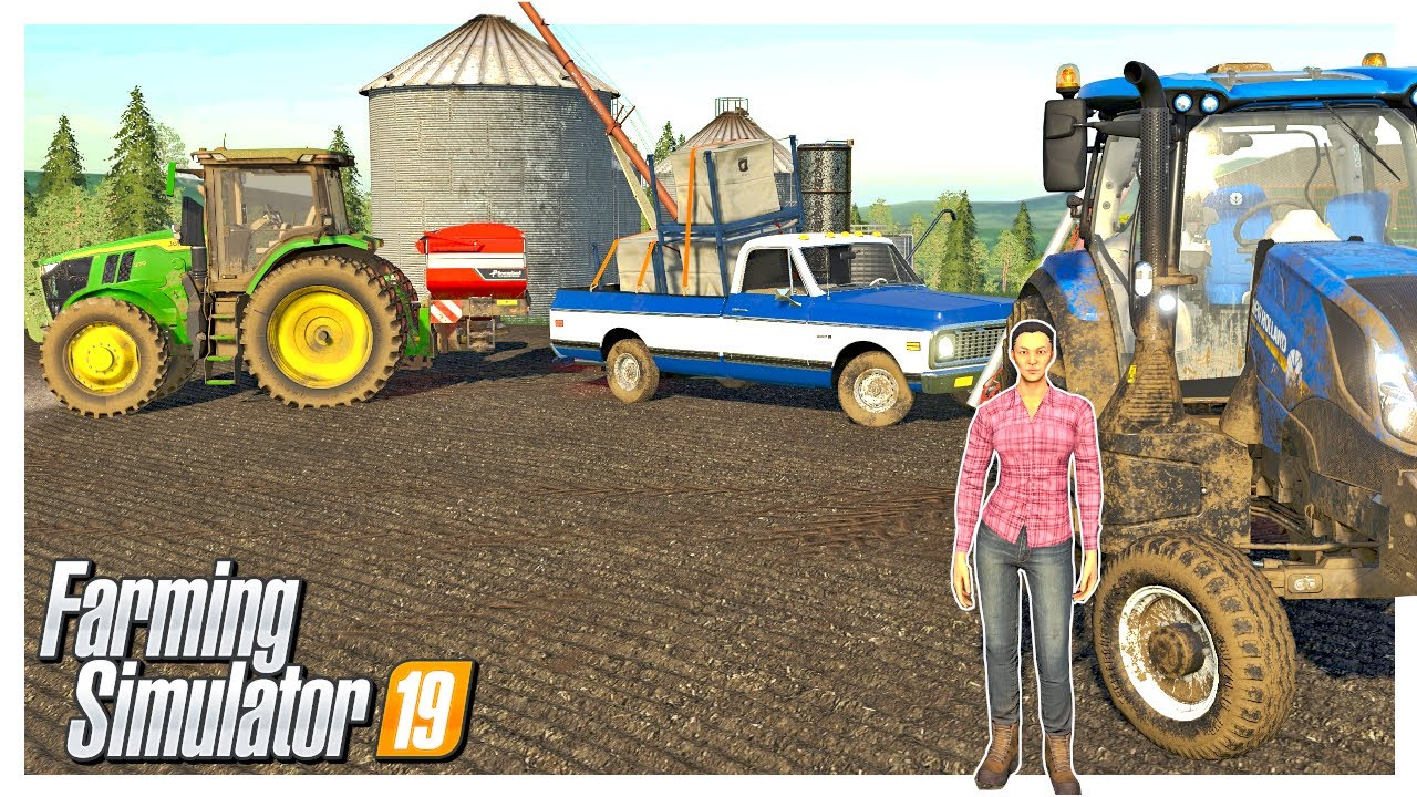 FIXING OUR WEED & FERTILIZING PROBLEMS | Missouri River Bottoms | Farming Simulator 19