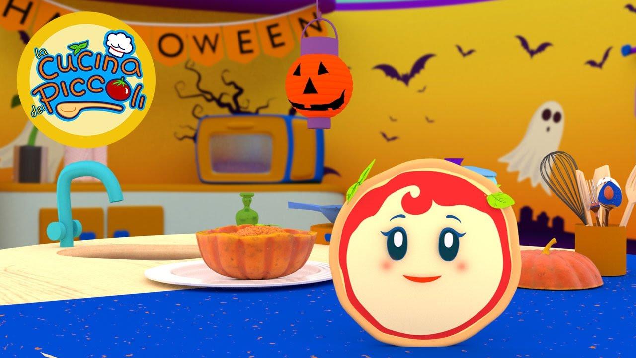 Zucche Di Halloween Cartoni Animati.How To Prepare Pumkin For Halloween Cartoons For Kids