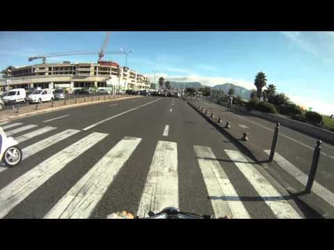 Dax Honda extreme ride - GoPro