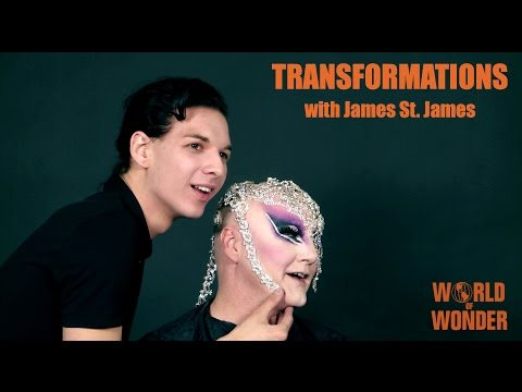 James St. James and Violet Chachki: Transformations