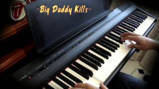 Kick Ass OST -Big Daddy Kills- Henry Jackman