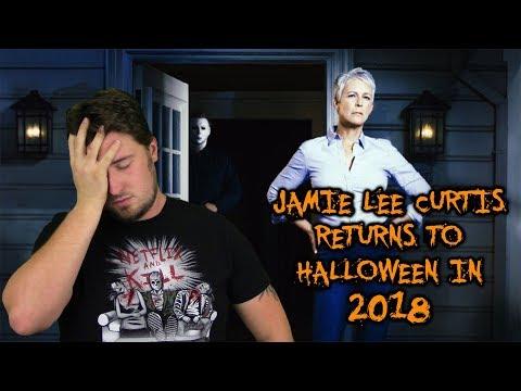 Jamie Lee Curtis Returns to Halloween in 2018