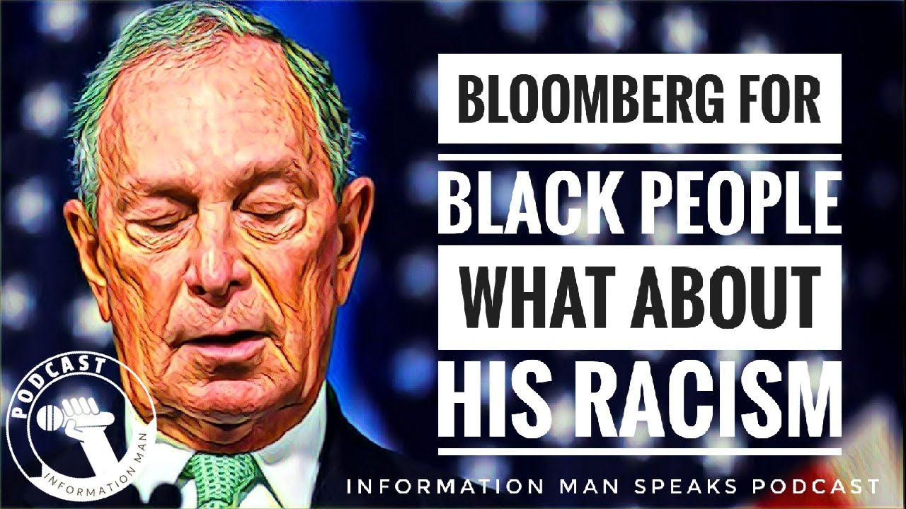 Bloomberg For Black People Whats Going On