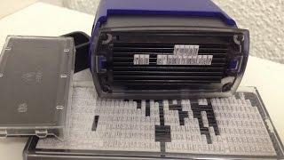 видео штампы наборные купить