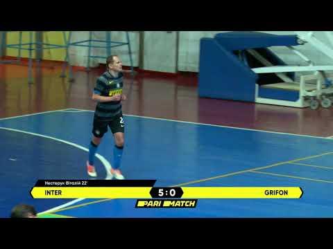Огляд матчу | INTER 5:1 GRIFON