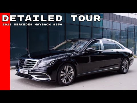 2018 Mercedes Maybach S650 Exterior & Interior Detailed Tour