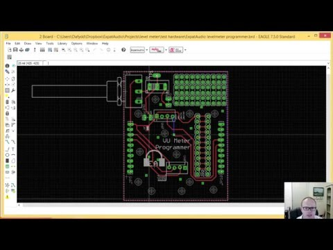 EA Live 051216 - Test board design for the Tiny VU
