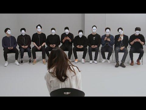 Frau trifft 10 Perfekte Männer gleichzeitig X GLAM