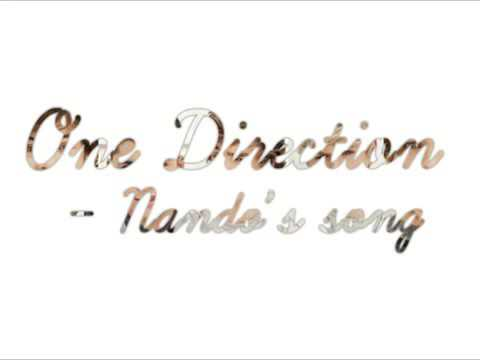 nando's song _ One Direction