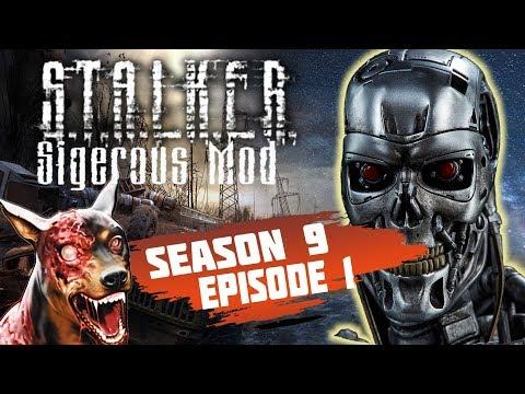 СНОВА СТАЛКЕР [#stalker #sigerous season 9 episode 1]