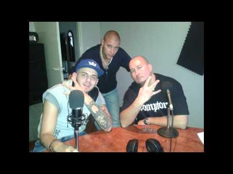 Ghetto Radio 2014 - G.w.M & Scarfo Interjú (10.19.) @ Szinva Rádió Miskolc