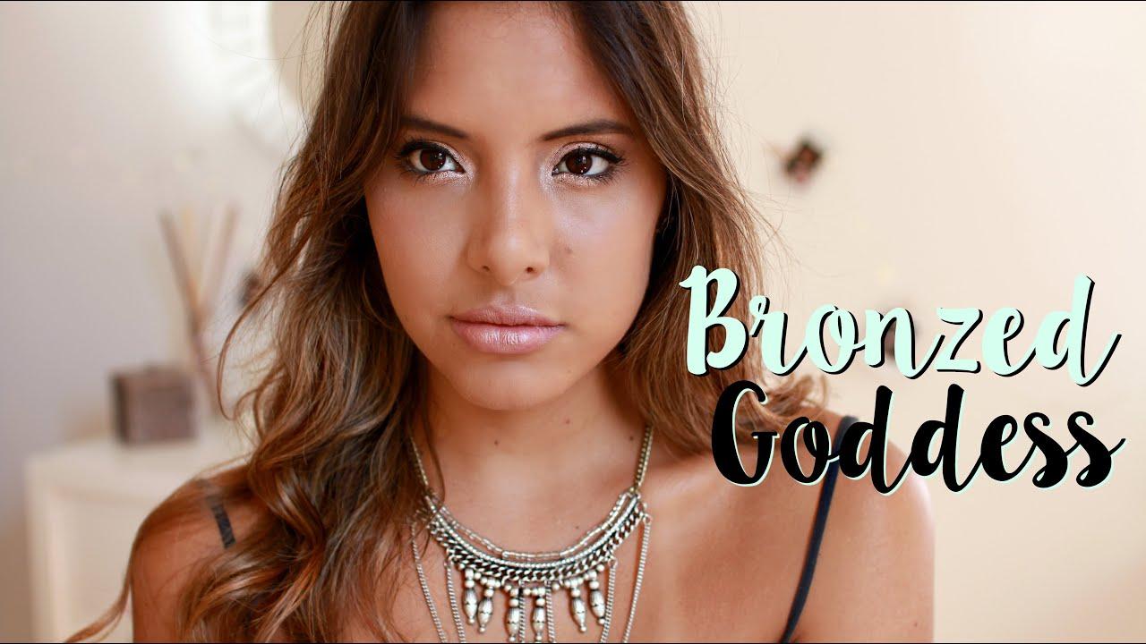 BRONZED GODDES  | Valeria Basurco