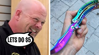10 Times The Pawn Stars Scammed Customers Horribly