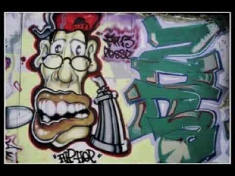 """Mirko Albini: """"Graffiti street art 1988 - 2010"""""""