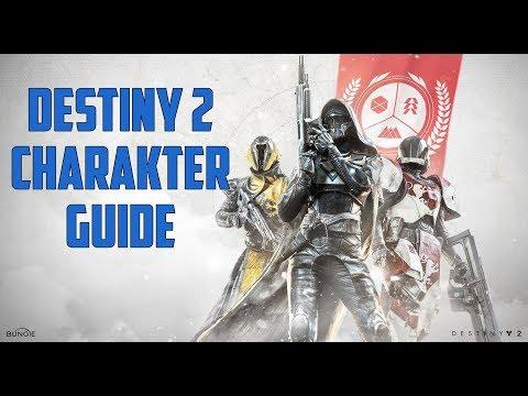 Destiny 2 : Mit welchem Charakter sollte man Anfangen? | Klassen Guide