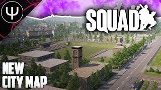 Squad — NEW City Map Narva (9.6 Update)!
