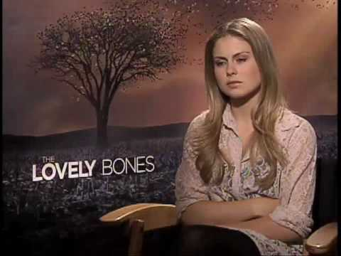 Rose McIver (The Lovely Bones) Interview - Movie Interview