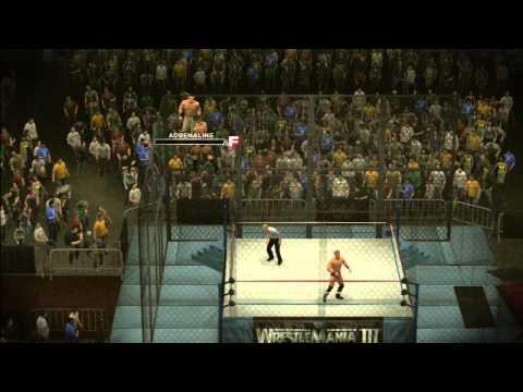 WWE 2K14: JOHN CENA VS RANDY ORTON VS...