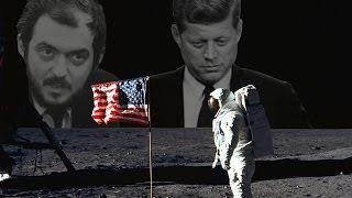 Faking the Moon Landing - Stanley Kubrick & NASA's Noble Lie with Bart Sibrel