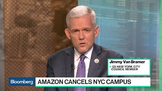 Amazon Scrapping HQ2 Is a Victory for New York City, Council Member Van Bramer Says