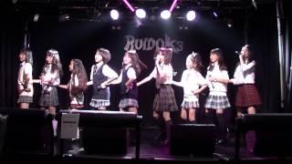 2013年6月8日池袋RUIDO K3「usa☆usa少女倶楽部&Barbeeツーマン・ライブ」