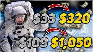 SATELLITING OUR WAY INTO THE MAIN EVENTS!!! PokerStaples Stream Highlights