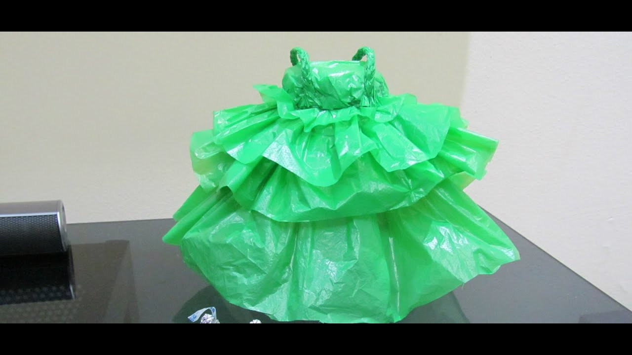 bag dresses Plastic