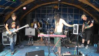 Øresund Space Collective - The Kildemose improvised space rock nr. three & four (version 2)