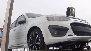видео Kalina NFR R1: гоночная версия