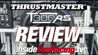 Thrustmaster T300 RS PC Racing Review