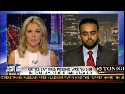 Critics Say Obama Picking Wrong Side In Israel Amid Flight Ban, Gaza Aid - The Kelly File