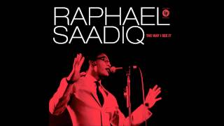 Sometimes Raphael Saadiq (The Way i See It) Bonus Track Version