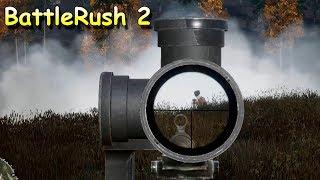 Реалистичный шутер второй мировой войны! BattleRush 2 Атмосфера войны!