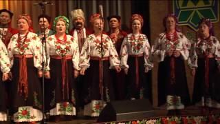 """Народний фольклорний ансамбль «Червона калина»- """"Хата мого дитинства"""""""