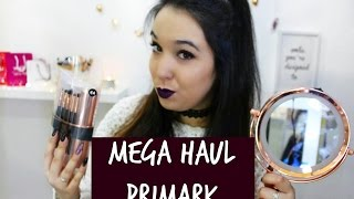 MEGA HAUL PRIMARK || BEAUTY PRODUCTS ❤️