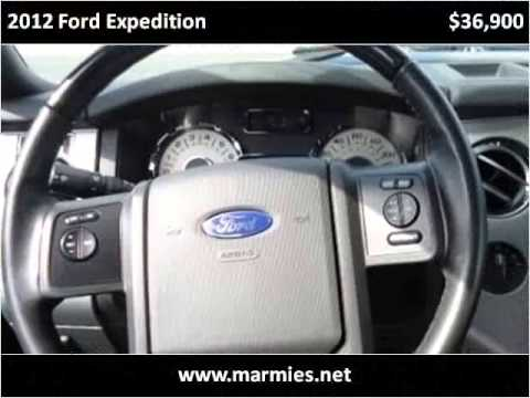2012 Ford Expedition Used Cars Great Bend KS - YouTube