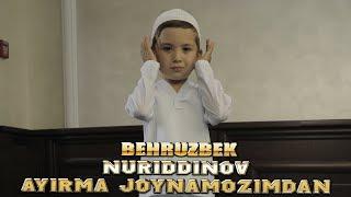 Behruz Nuriddinov - Ayirma Joynamozimdan