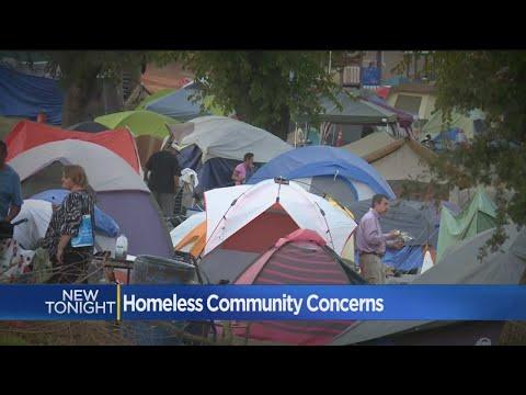 Modesto Homeless Crisis