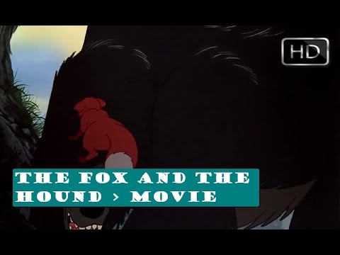 The Fox and the Hound (Mickey Rooney, Kurt Russell)