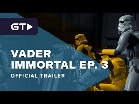 Vader Immortal: A Star Wars VR Series - Episode III Official Trailer