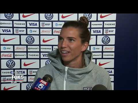 US women's national soccer team ready to defend their title