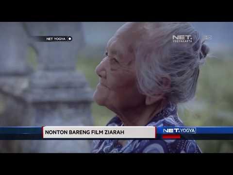 NET YOGYA - Warga Gunung Kidul Nonton Bareng Film Ziarah