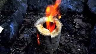 Waldhandwerk 500 Subscribers Challenge - Swedish Torch