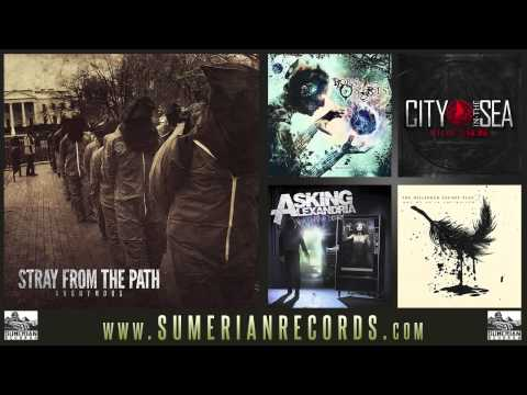 STRAY FROM THE PATH - Badge & A Bullet