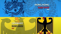 Hong Kong v Germany | FULL MATCH | Rugby World Cup 2019 repechage