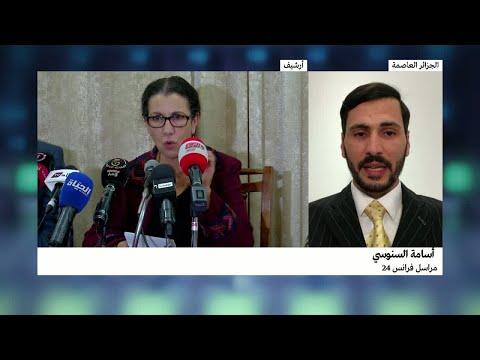 لويزة حنون تنتقد ترشح بوتفليقة للانتخابات الرئاسية