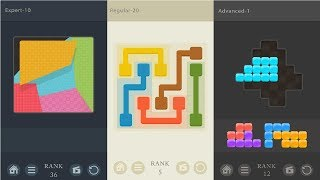 Puzzledom - classic puzzles all in one Android Gameplay screenshot 1