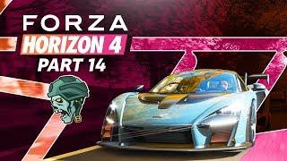 """Forza Horizon 4 PC Gameplay Walkthrough - Part 14 - """"#FORZATHON LIVE"""" (Let"""
